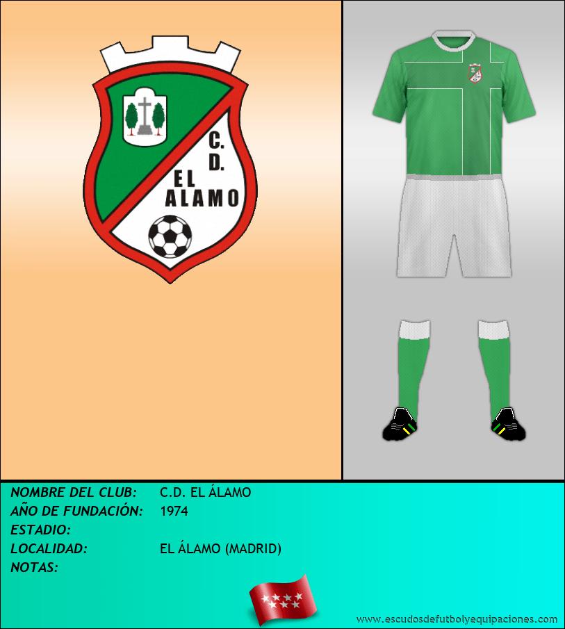 Escudo de C.D. EL ÁLAMO