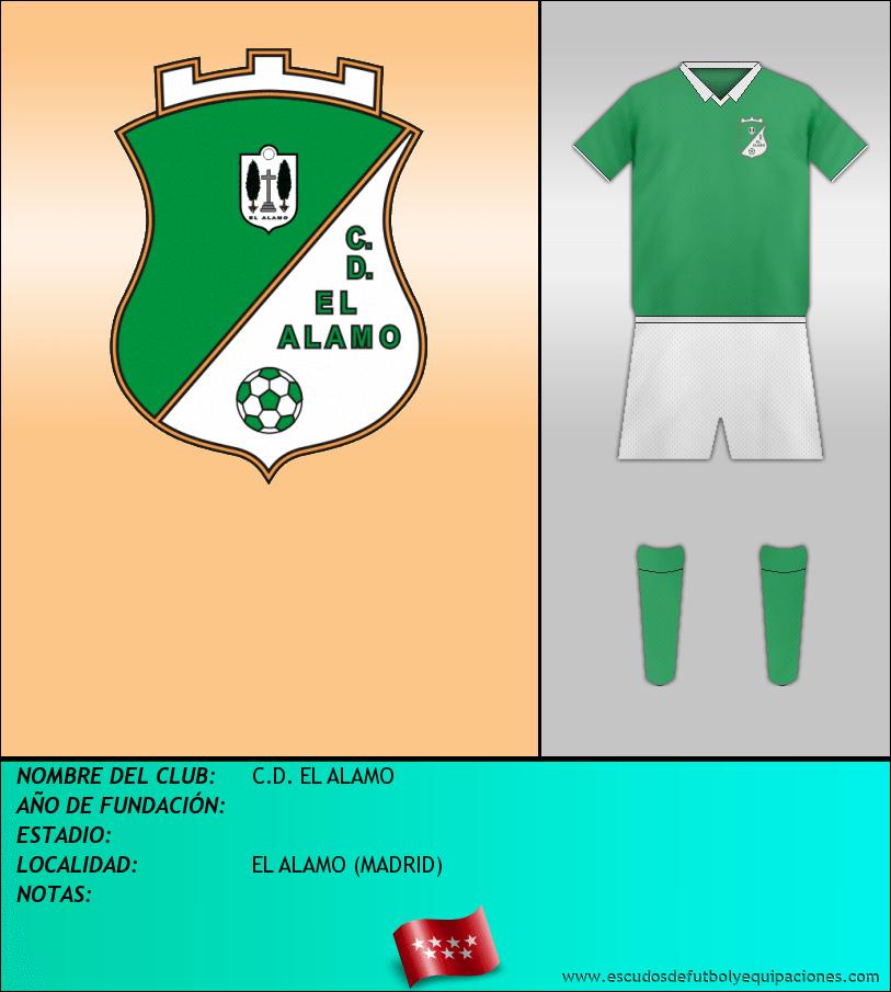 Escudo de C.D. EL ALAMO