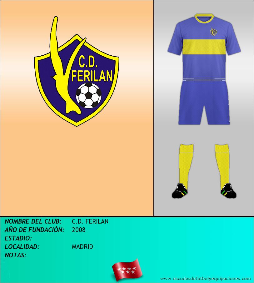 Escudo de C.D. FERILAN