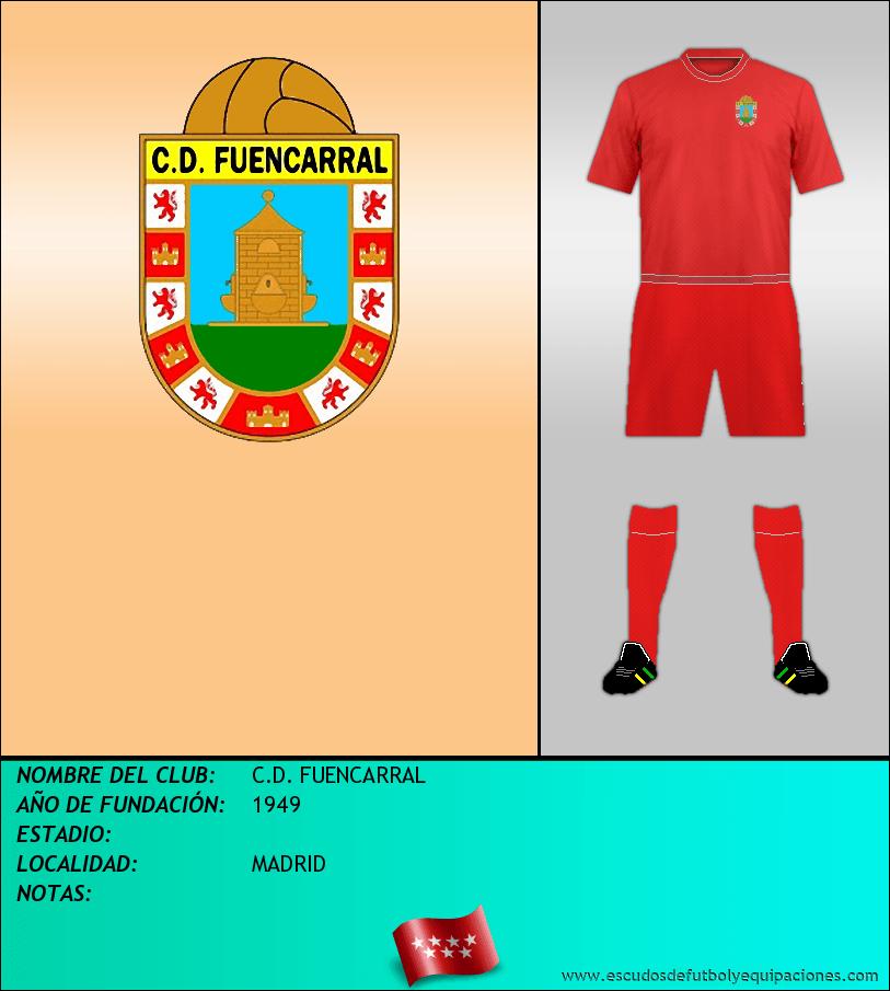 Escudo de C.D. FUENCARRAL