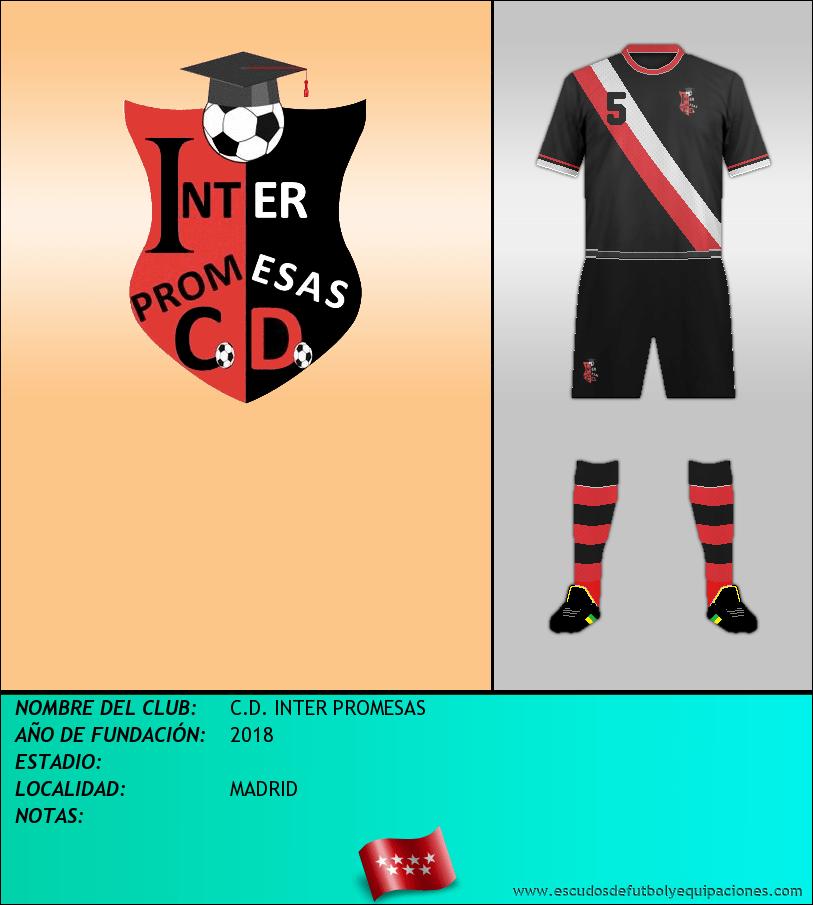 Escudo de C.D. INTER PROMESAS
