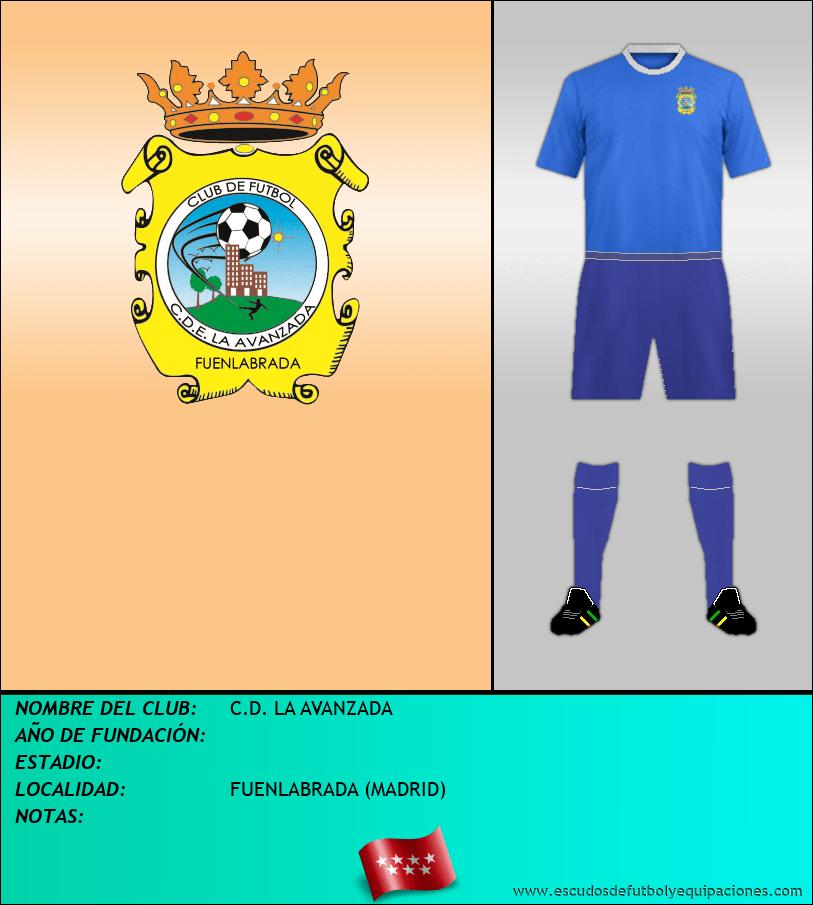 Escudo de C.D. LA AVANZADA