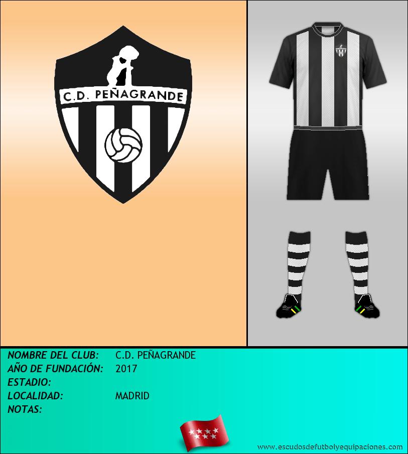 Escudo de C.D. PEÑAGRANDE