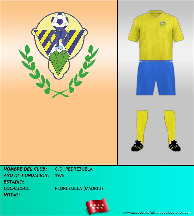 Escudo de C.D. PEDREZUELA