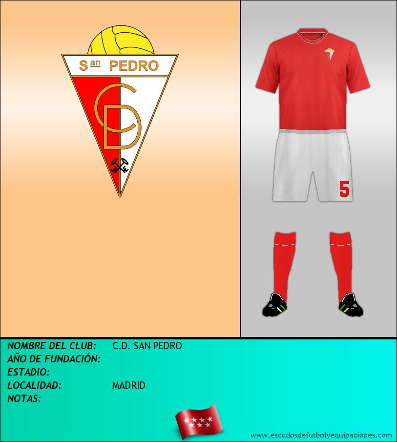 Escudo de C.D. SAN PEDRO