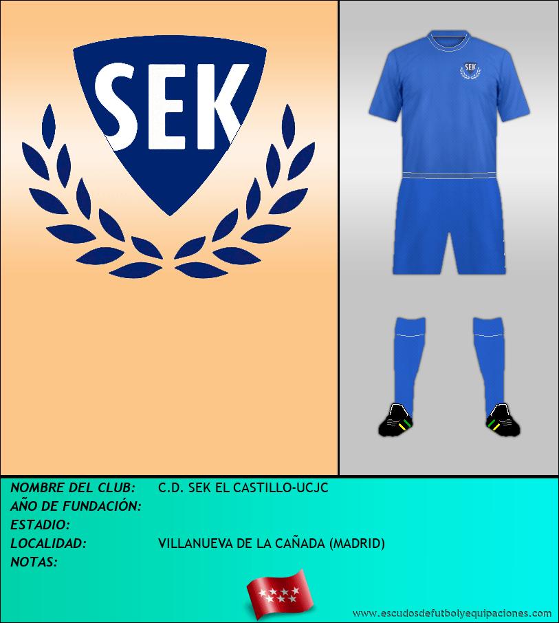 Escudo de C.D. SEK EL CASTILLO-UCJC