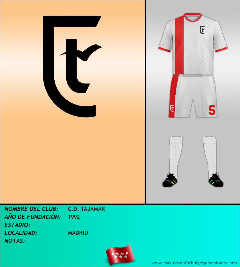Escudo de C.D. TAJAMAR