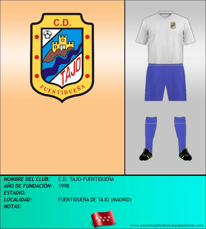 Escudo de C.D. TAJO-FUENTIDUEÑA