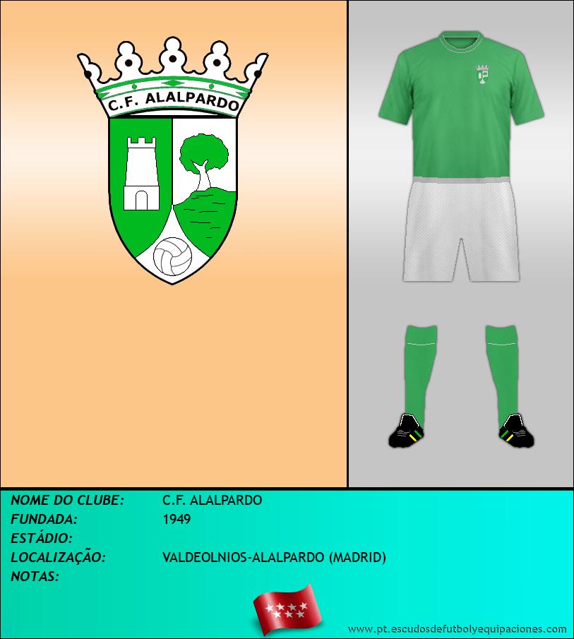Escudo de C.F. ALALPARDO