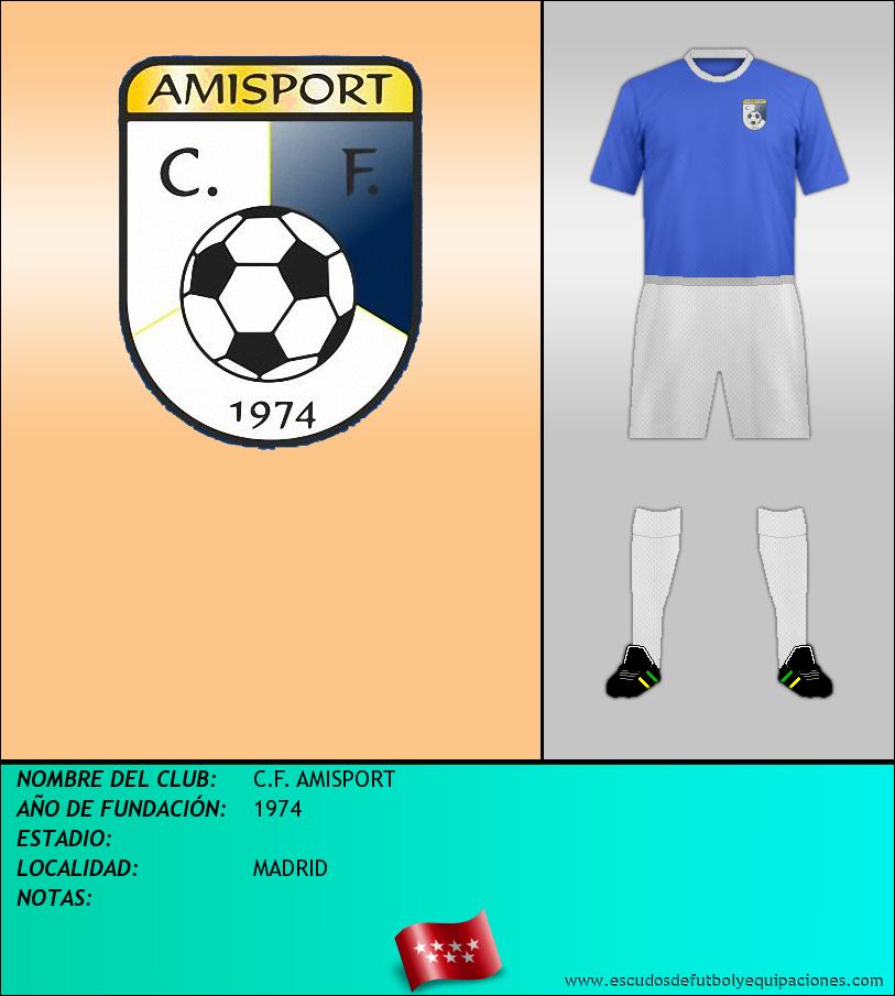 Escudo de C.F. AMISPORT