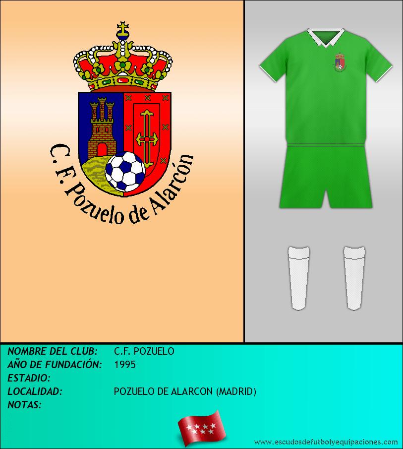 Escudo de C.F. POZUELO