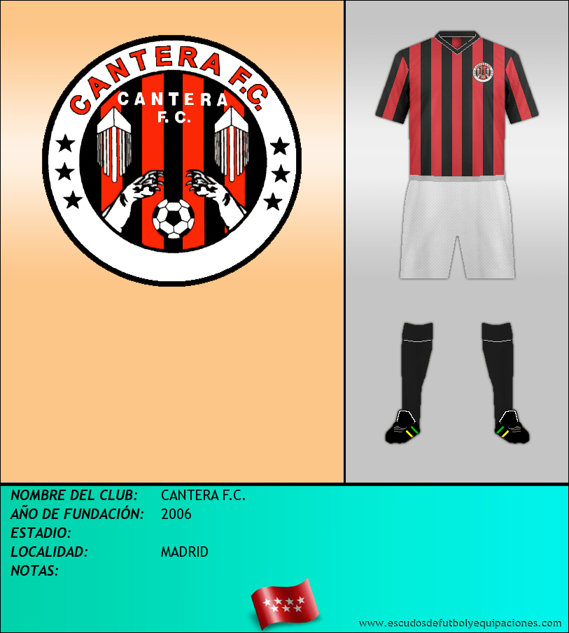 Escudo de CANTERA F.C.