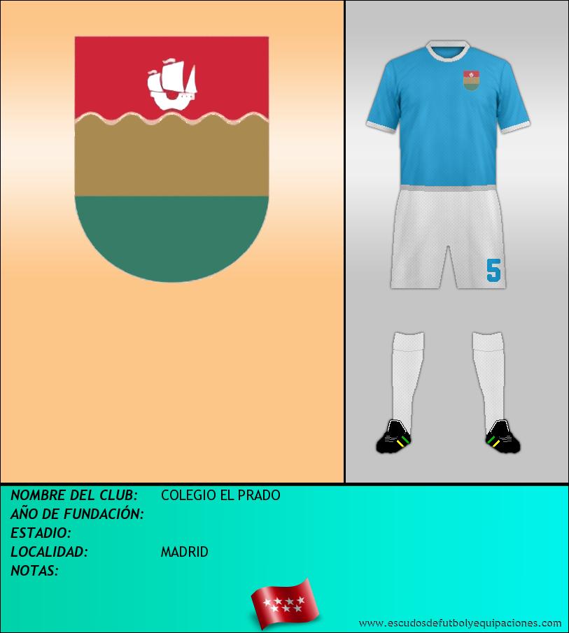 Escudo de COLEGIO EL PRADO