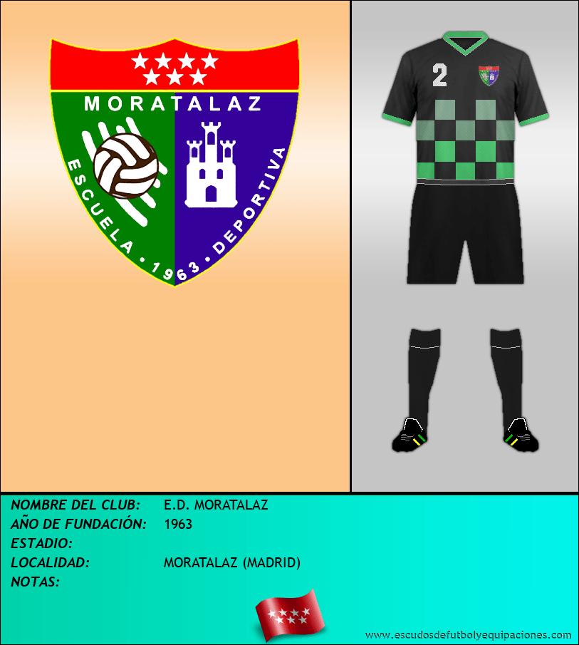 Escudo de E.D. MORATALAZ