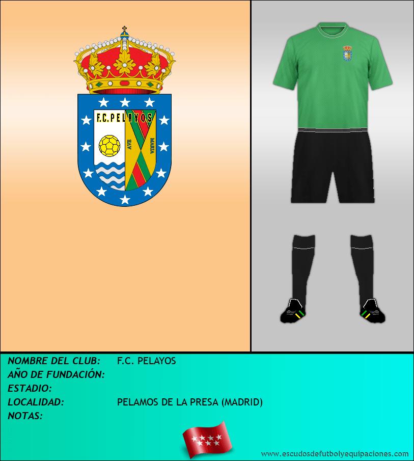 Escudo de F.C. PELAYOS