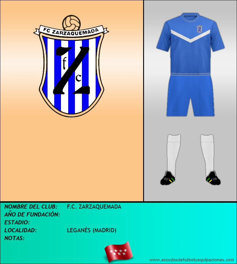 Escudo de F.C. ZARZAQUEMADA