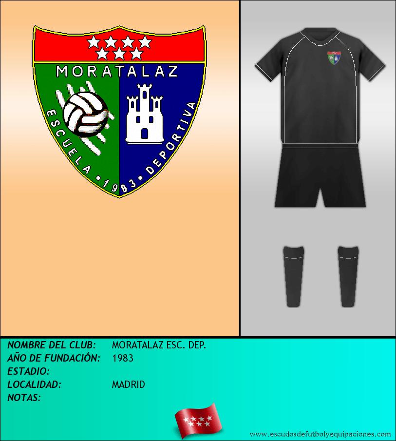 Escudo de MORATALAZ ESC. DEP.