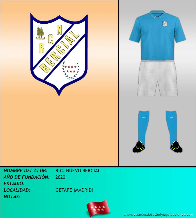 Escudo de R.C. NUEVO BERCIAL