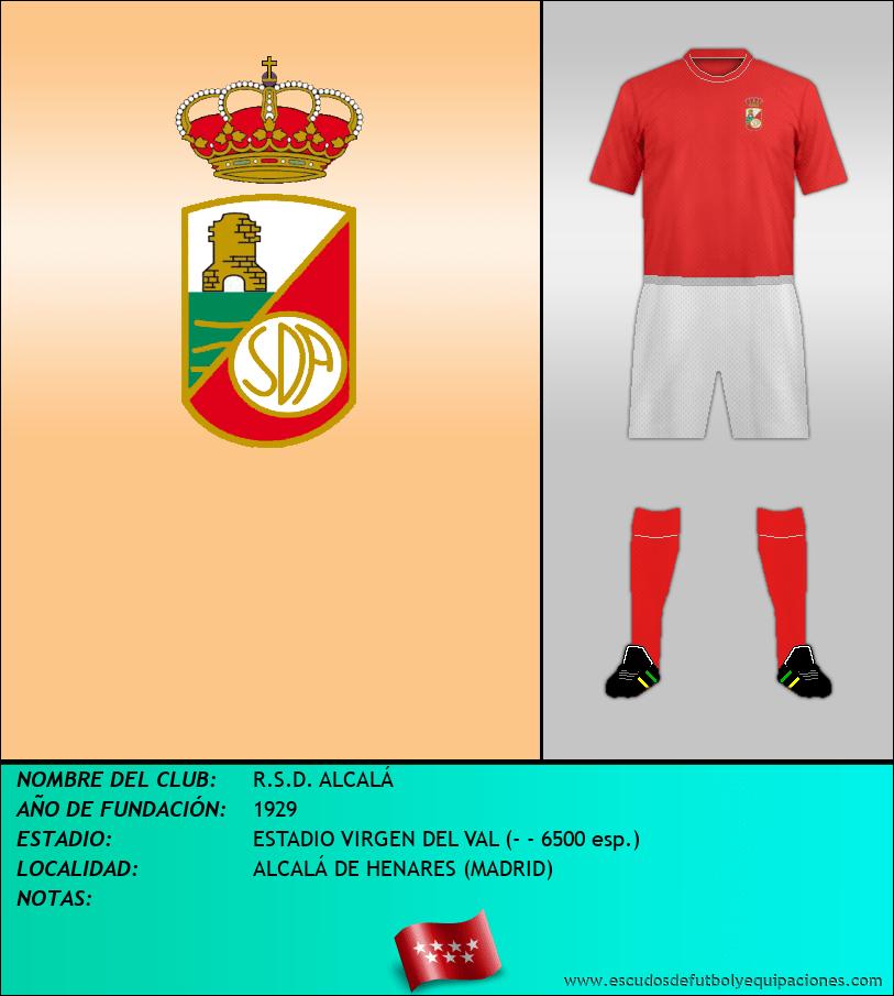 Escudo de R.S.D. ALCALÁ