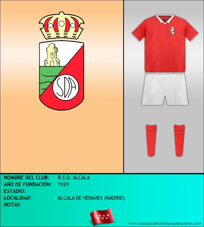 Escudo de R.S.D. ALCALA