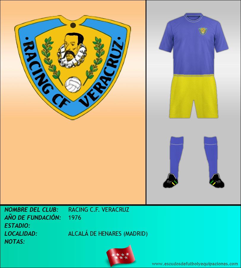 Escudo de RACING C.F. VERACRUZ