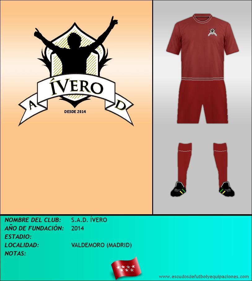 Escudo de S.A.D. ÍVERO
