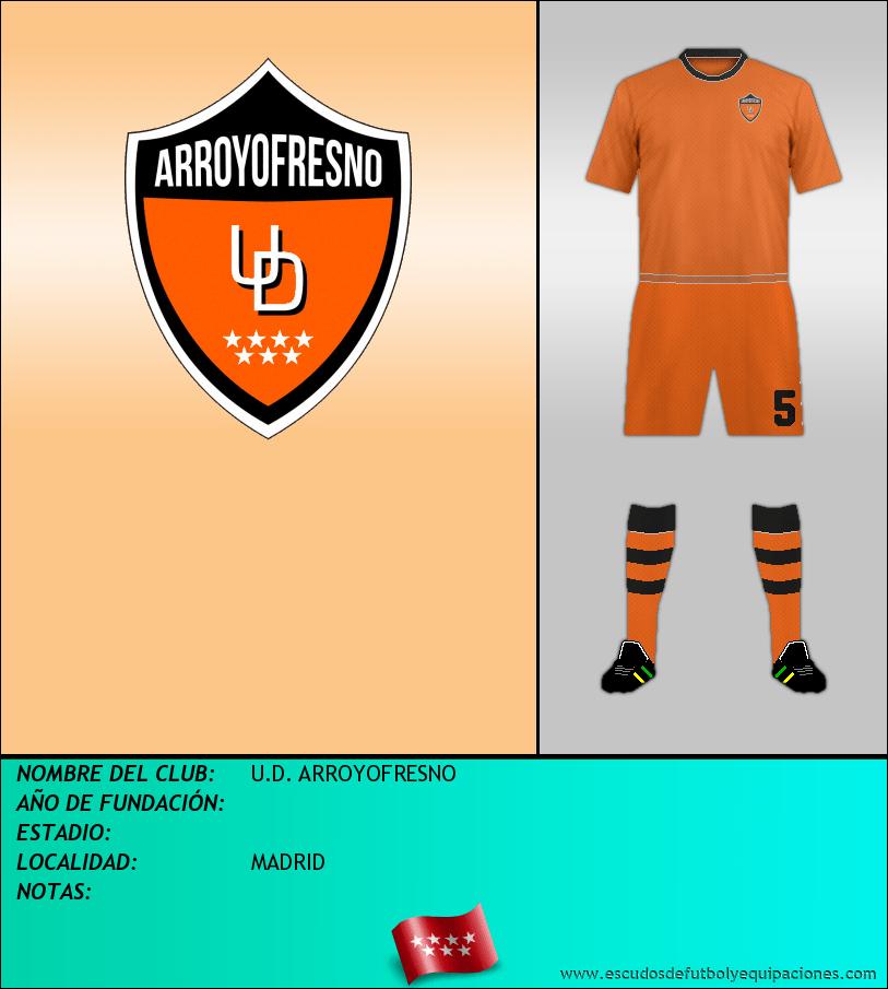 Escudo de U.D. ARROYOFRESNO