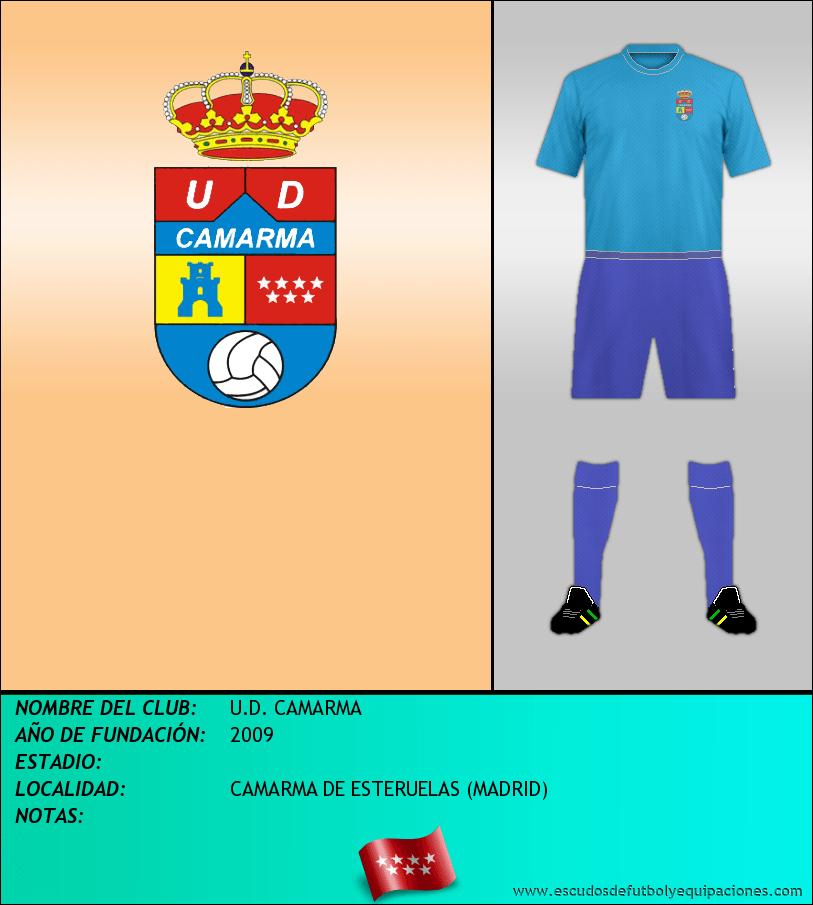 Escudo de U.D. CAMARMA