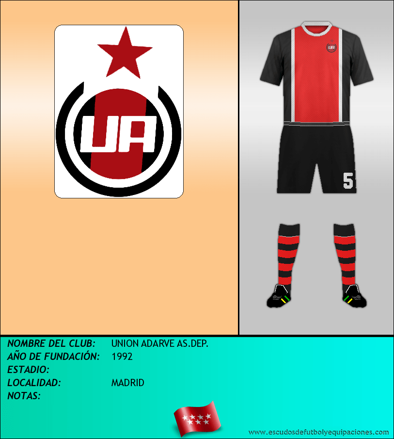 Escudo de UNION ADARVE AS.DEP.