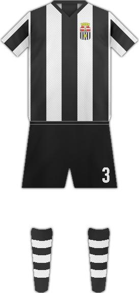 Equipación CARTAGENA F.C.