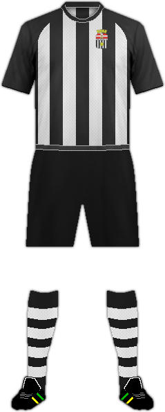 Equipación CARTAGENA FC