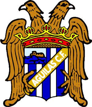 Escudo de ÁGUILAS C.F. (MURCIA)