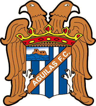 Escudo de ÁGUILAS F.C. (MURCIA)