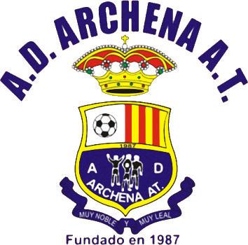 Escudo de A.D. ARCHENA A.T. (MURCIA)
