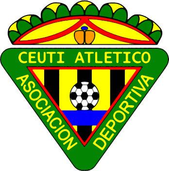Escudo de A.D. CEUTÍ ATLÉTICO (MURCIA)