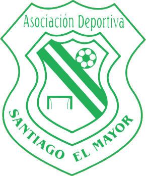 Escudo de A.D. SANTIAGO EL MAYOR (MURCIA)