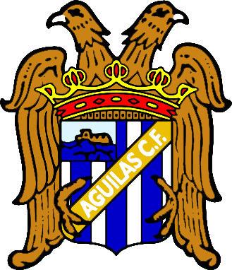 Escudo de AGUILAS CF (MURCIA)
