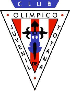 Escudo de C. OLIMPICO DE TOTANA (MURCIA)