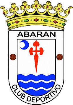 Escudo de C.D. ABARAN (MURCIA)