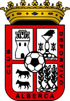 Escudo de C.D. ALBERCA (MURCIA)