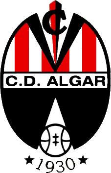 Escudo de C.D. ALGAR (MURCIA)