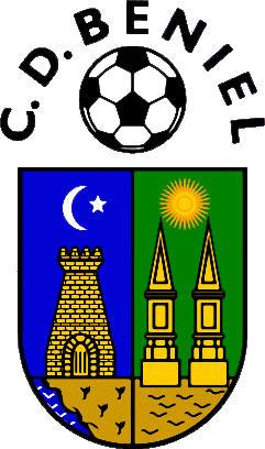 Escudo de C.D. BENIEL  (MURCIA)