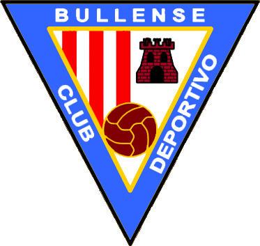 Escudo de C.D. BULLENSE- (MURCIA)