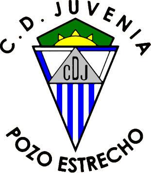 Escudo de C.D. JUVENIA POZO ESTRECHO (MURCIA)