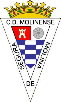 Escudo de C.D. MOLINENSE (MURCIA)