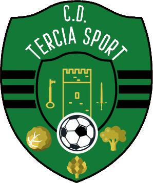 Escudo de C.D. TERCIA SPORT (MURCIA)