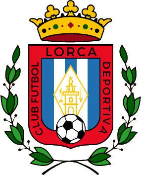 Escudo de C.F. LORCA DEPORTIVA-2- (MURCIA)