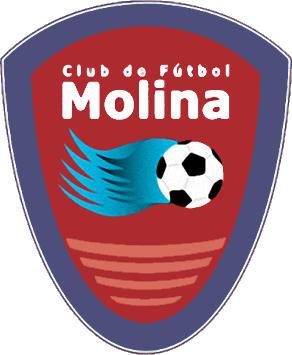 Escudo de C.F. MOLINA (MURCIA)