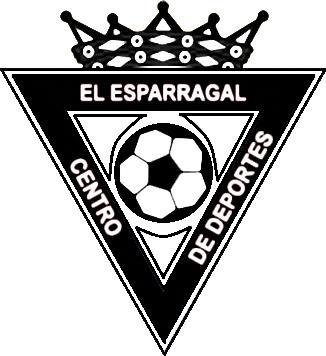 Escudo de CENTRO DE DEPORTES EL ESPARRAGAL (MURCIA)