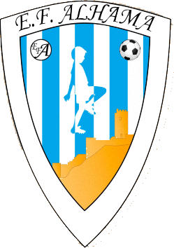 Escudo de E.F. ALHAMA (MURCIA)